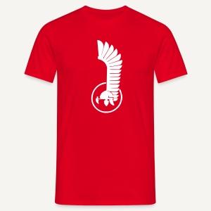 Odznaka 1 dywizji pancernej gen. Maczka - Koszulka męska