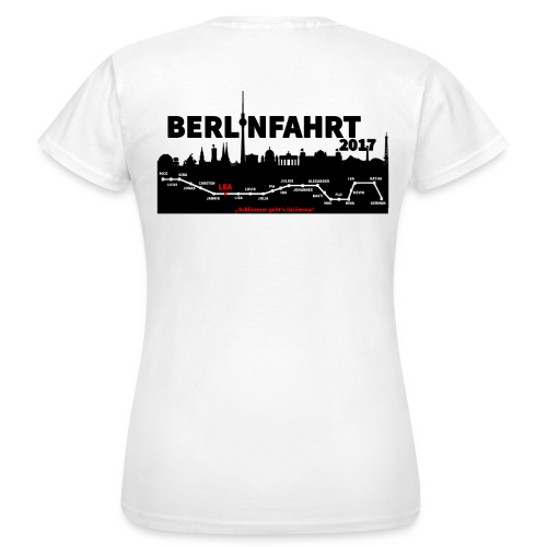 Lea Z Edition - Frauen T-Shirt