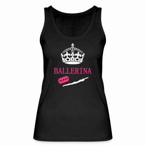 Ballerina V2 - Tanktop - Frauen Bio Tank Top von Stanley & Stella