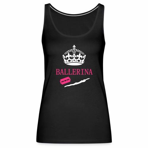 Ballerina V2 - Tanktop - Frauen Premium Tank Top