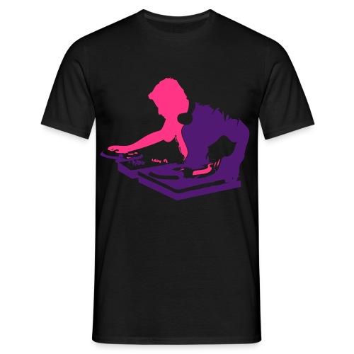DJ in da mix - T-shirt Homme