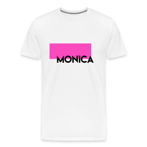 MONICA Official Merch - Men's Premium T-Shirt
