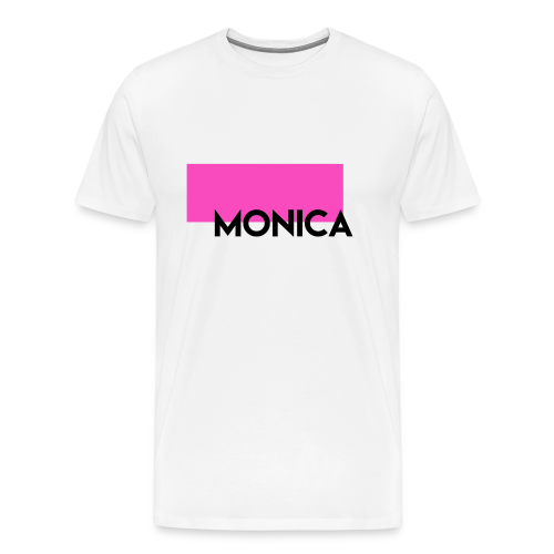 MONICA Official Merch - Men's Premium T-Shirt