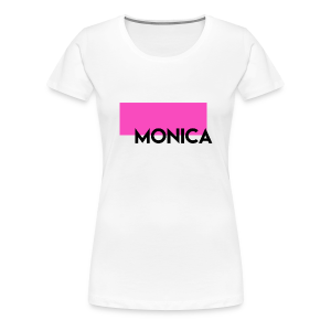 MONICA Official Merch - Women's Premium T-Shirt