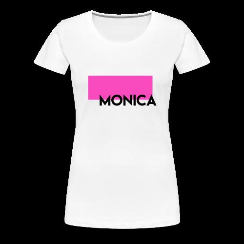 MONICA Official Merch - Women's Premium T-Shirt