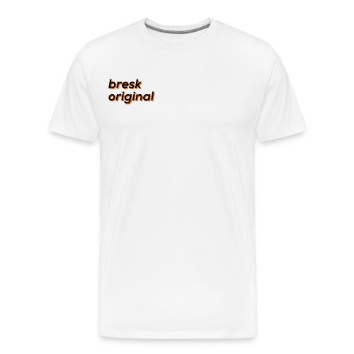 bresk original - Männer Premium T-Shirt