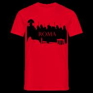 Camisetas ~ Camiseta hombre ~ Camiseta Hombre Basis Roma