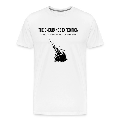 The Endurance - Men's Premium T-Shirt