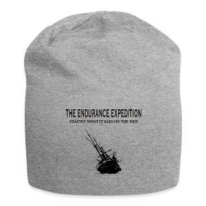The Endurance - Jersey Beanie