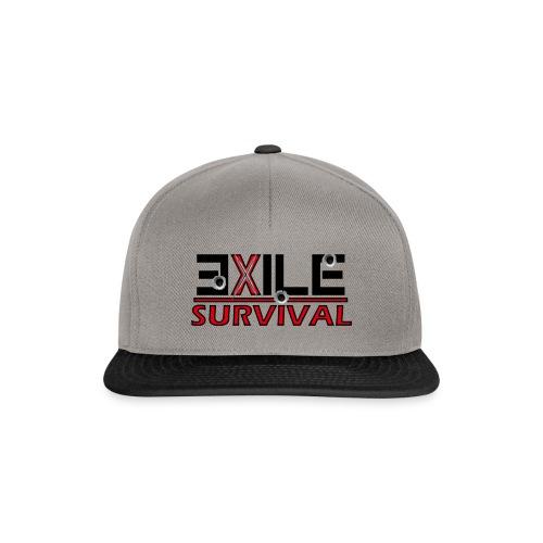 Cap Exile Survival - Snapback Cap