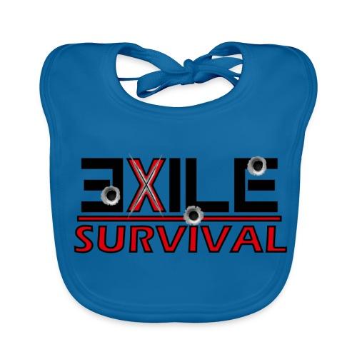 Lätzchen Exile Survival  - Baby Bio-Lätzchen