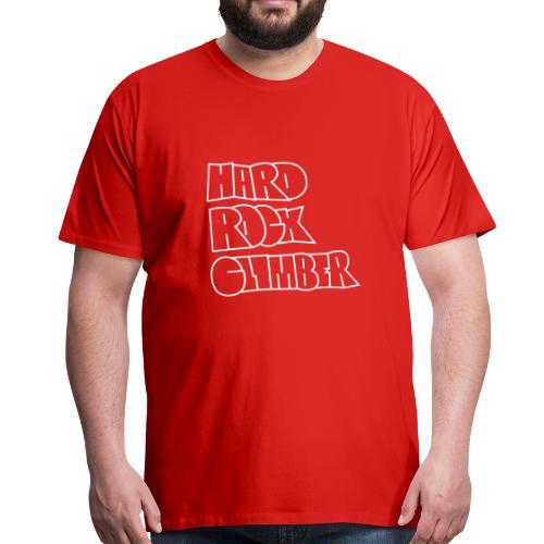 Hard Rock Climber Pullover & Hoodies - Männer Premium T-Shirt