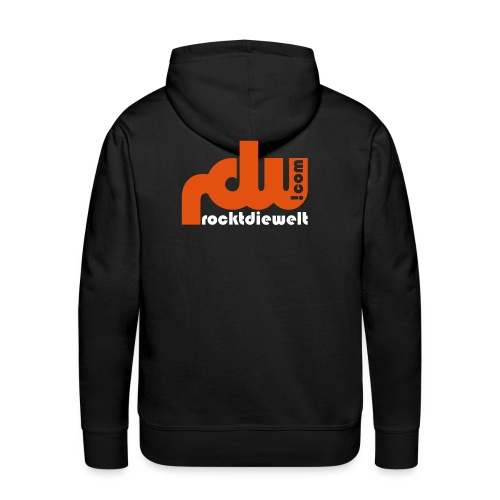 Männer Kapuzenpullover - rdw Logo - Männer Premium Hoodie