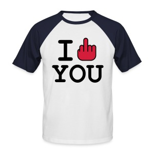 I f*** You - T-shirt baseball manches courtes Homme