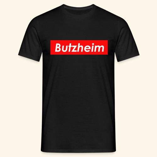 Butzheim (schwarz) - Männer T-Shirt