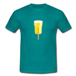 Beer cream - Mannen T-shirt