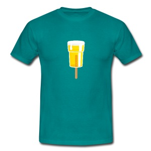Beer cream - Mannen T-shirt