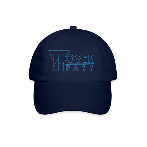 Overpass Blue Baseball Cap - Baseball Cap