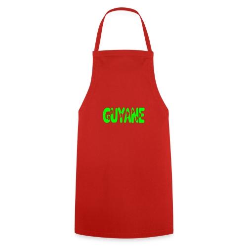 Ze Tablier Guyanne - Tablier de cuisine