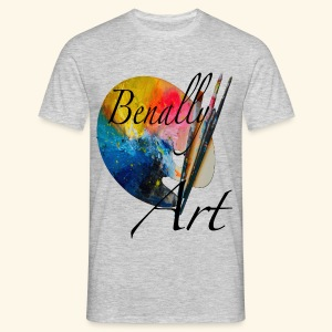 Benally Art Shirt Men - Men's T-Shirt