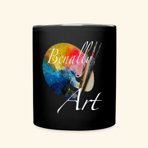 Benally Art Cup - Full Colour Mug