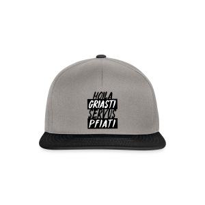 Hoila griasti | Snapback - Snapback Cap