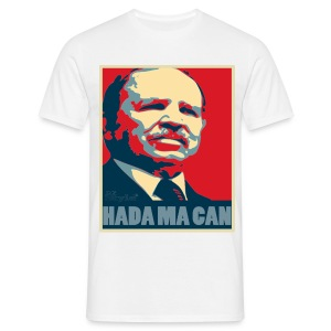 HADA MA CAN - T-shirt Homme
