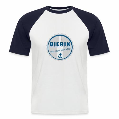 T BIERIK B - Männer Baseball-T-Shirt