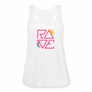 RAVE Day & Night V1 - Tanktop - Frauen Tank Top von Bella