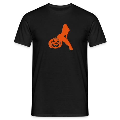 Hallov babe - Men's T-Shirt