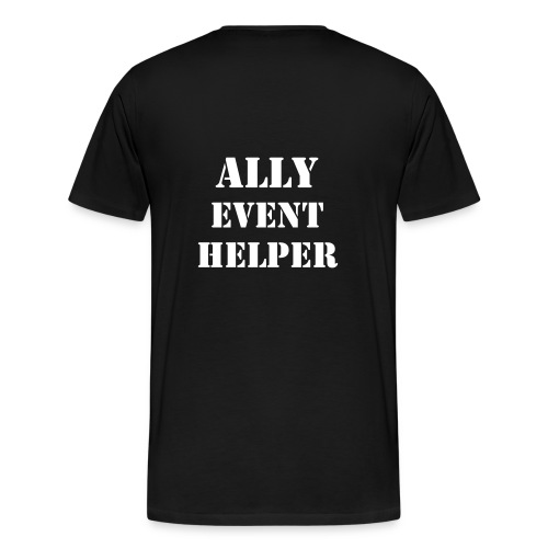 Staff - Ally - Men's Premium T-Shirt