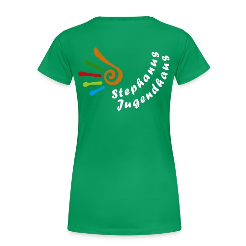 Teamer Shirt Girlie 2017 - Frauen Premium T-Shirt