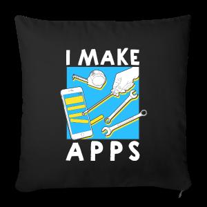 I Make Apps/Overpass Sofa Pillow Cover - Sofa pillow cover 44 x 44 cm