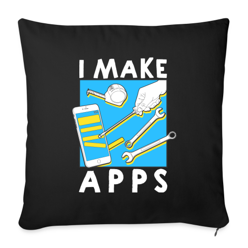 I Make Apps/Overpass Sofa Pillow Cover - Sofa pillowcase 17,3'' x 17,3'' (45 x 45 cm)
