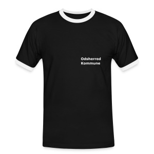 Odsherred Kommune - Men's Ringer Shirt