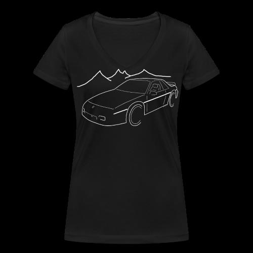 Fiero SE - Frauen Bio-T-Shirt mit V-Ausschnitt von Stanley & Stella