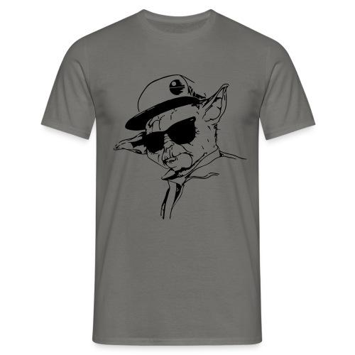 Yoda - Männer T-Shirt