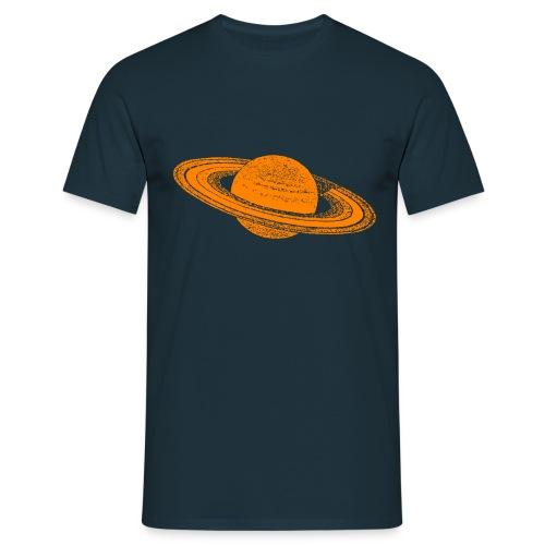 Saturn - Männer T-Shirt