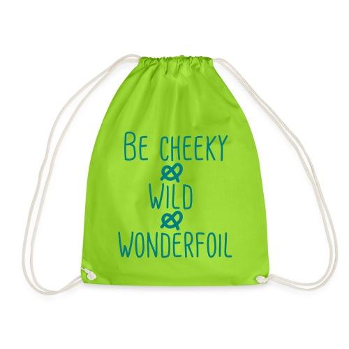 cheeky wild wonderfoil Beutel - Turnbeutel