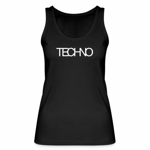 Techno - Tanktop - Frauen Bio Tank Top von Stanley & Stella