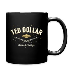Ted Dollar Vintage maker - Mug uni