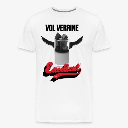 XCLLT - Vol Verrine - T-shirt Premium Homme