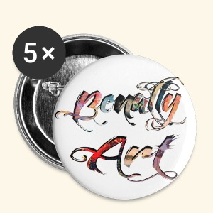 Benally Art Button 5 pack - Buttons medium 32 mm