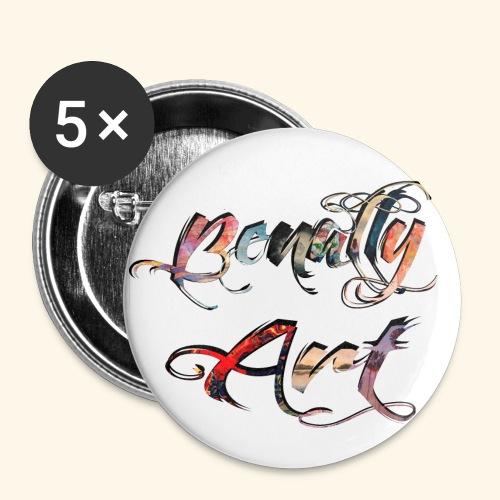 Benally Art Button 5 pack - Buttons medium 32 mm