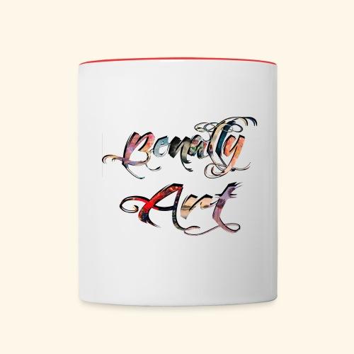 Benally Art Cup Color - Contrasting Mug