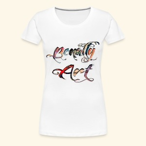 Benally Art Shirt Women - Women's Premium T-Shirt