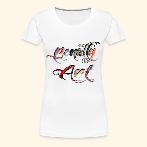 Benally Art Shirt Women - Women's Premium T-Shirt