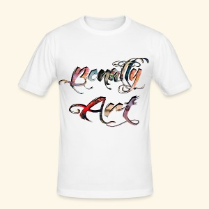 Benally Art Shirt Men - Men's Slim Fit T-Shirt