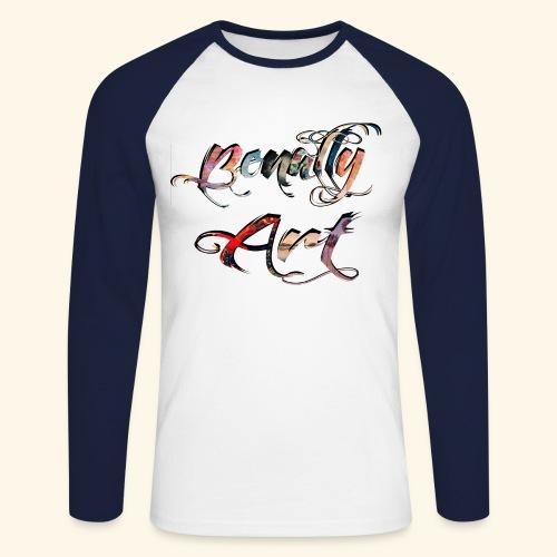 Benally Art Longsleeve Men - Men's Long Sleeve Baseball T-Shirt