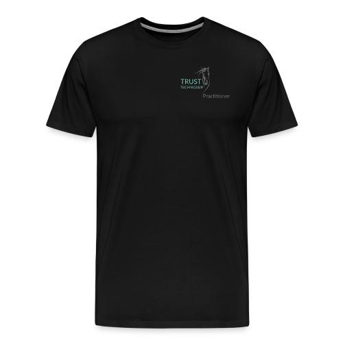 Trust Technique Practitioner - Men's Premium T-Shirt